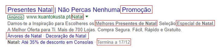 Anuncios Google Ads Natal